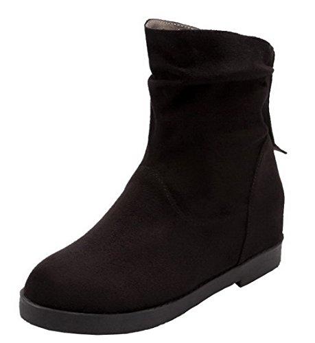 Suede Femme Tire D'Orteil AgeeMi Shoes Fermeture EHqSSw