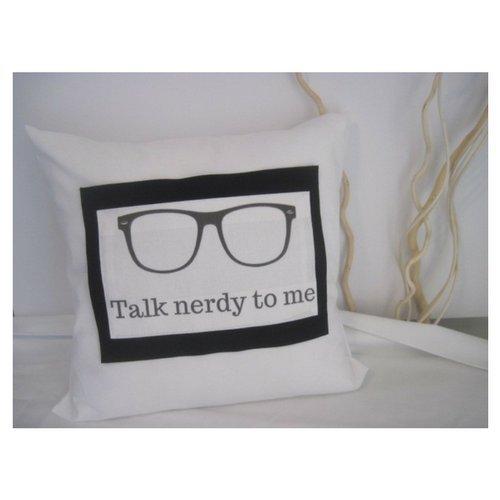 black eye glasses nerd geek throw designer - Geek Designer Frames