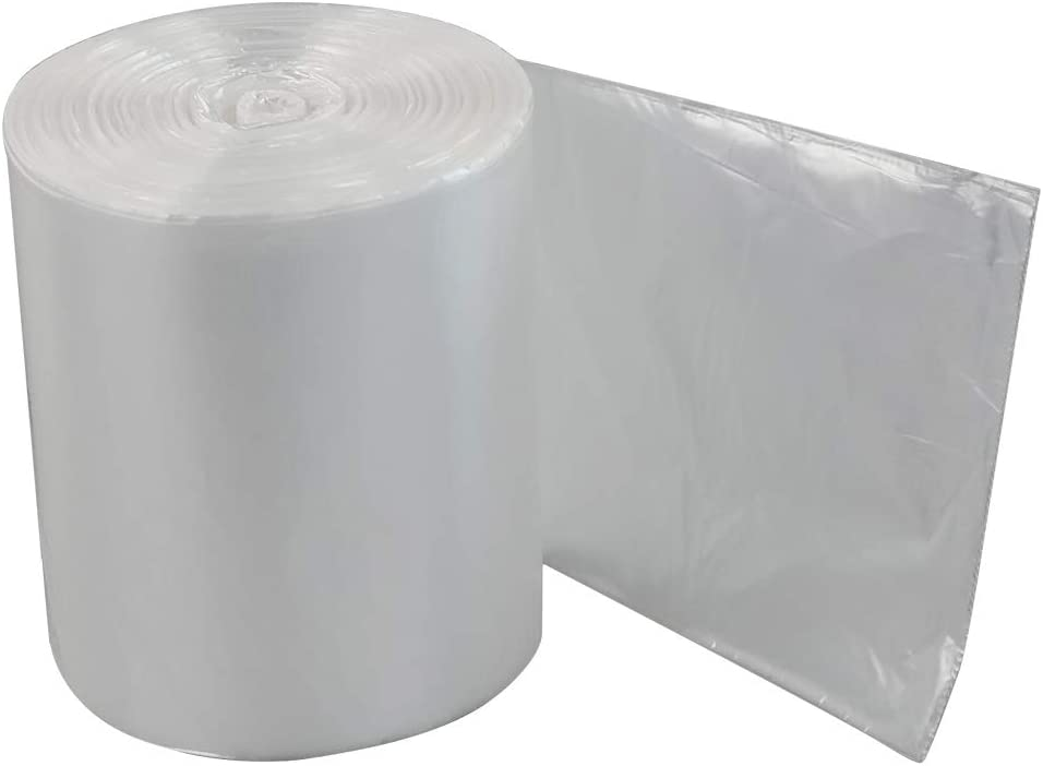 Dynko Bolsas de Basura de Plástico, Grandes Bolsas de Basura(50 litros)
