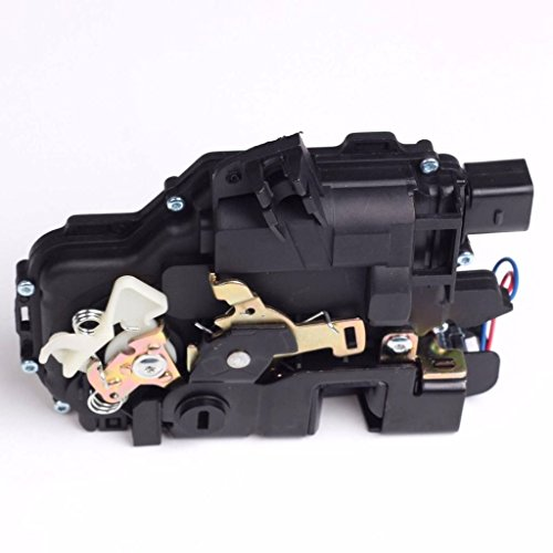 Left Door Rear Jetta (VW Jetta Passat Golf 98-10 Door Lock Actuator Latch Rear Left Passager Side …)