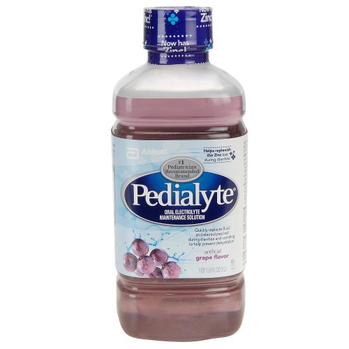 Pedialyte Grape Flavor - 33.8 Ounce
