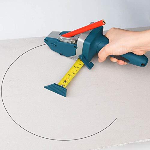 Portable Gypsum Board Cutting Device, All-in-one