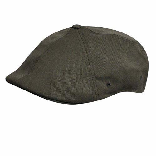 Kangol Men's Wool Flexfit 504, Loden, S/M (Green Loden Wool)