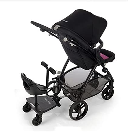 Buggy Board with Seat Toddler Bugaboo ICandy UppaBaby Compatible