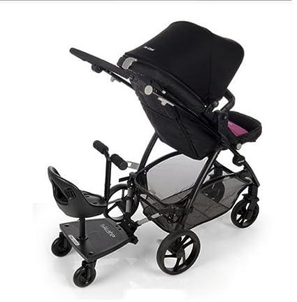 Plataforma para carrito de bebé de Be Cool, como plataforma o asiento, con