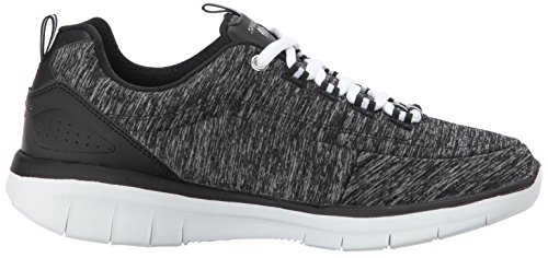 2 Parent 0 Noir White Femme Skechers Black Headliner Synergy Formateurs O176F55qw