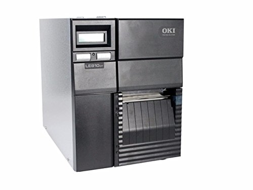 OKI LE810DU LE810T Black USB Wired Monochrome Direct Thermal 203 dpi Label Printer RJPCG-LE810Du