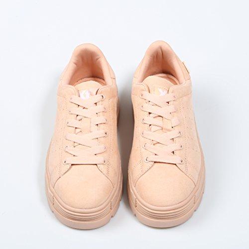 XTI Sneaker Donna Rosa Rosa