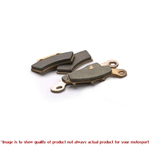 2001-2003 All Terrain Vehicle Complete Front & Rear Brake Pads Fit Kawasaki KEF250 Lakota Sport B3
