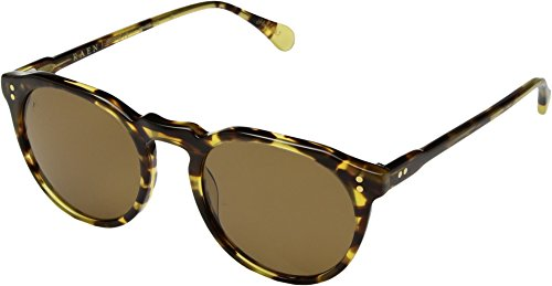 RAEN Optics Unisex Remmy 49 Tokyo Tortoise Bronze Polarized One - Raen Sunglasses