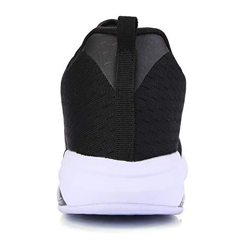 Sports Fitness Femme Gym Basket Hommes Multisports De Mode Outdoor Casual Chaussures Sneakers Noirc Course Fexkean Athlétique Y5zqU