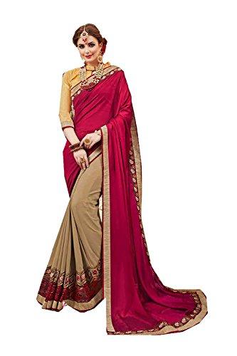 Wear Sari Beige Red Donne Sari Da Amp; Wedding Facioun Nozze Designer Sari amp; Party Sarees Rosso Tradizionale Progettista amp; For Indiani Le Facioun Indian Di Women Traditional Beige 9 9 Da Partito Per Indossare x8A4wO