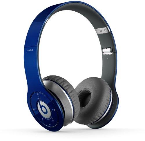 Beats Wireless Ear Headphone Blue