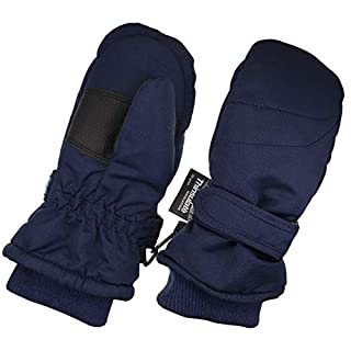 Children Toddlers Infant and Baby Mittens - Thinsulate Winter Waterproof Gloves
