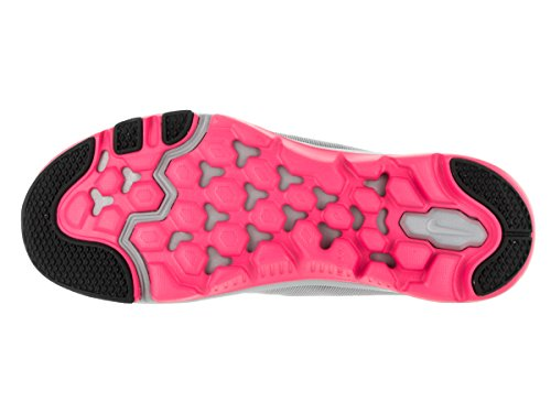 Nike Wmns Flex Supreme TR 4, Zapatillas de Gimnasia Para Mujer Wolf Grey/Black-pink Blast/White