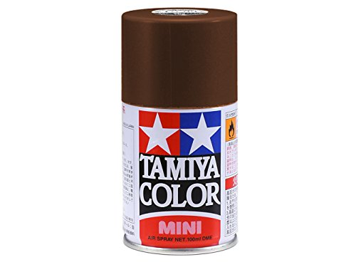 Spray Lacquer TS-1 Red Brown - 100ml Spray Can 85001