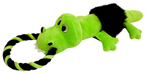 Hyper Pet Cozy Belly Plush Dog Toys