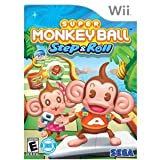 NEW Super Monkey Ball Wii (Videogame Software)