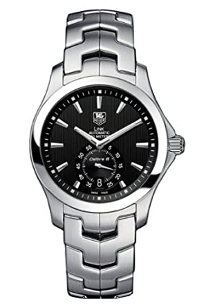 cc1b4c04974 Amazon.com  TAG Heuer Men s WJF211A.BA0570 Link Automatic Watch  Tag Heuer   Watches