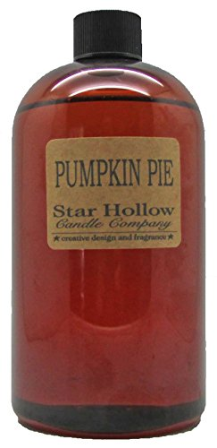 (Star Hollow Candle Co 16oz Pumpkin Pie Fragrance Refresher Oil)