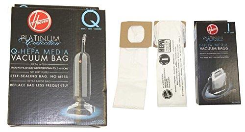 hoover vacuum bags i q - 1