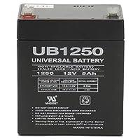 Baterías de plomo ácido selladas UPG UB1250