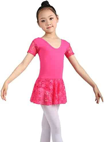 35a9f8a60c Gsha Kid Girls Latin Salsa Dress Sleeveless Halter Tassel Dancewear 4-11  Year. seller  Gsha. (0). Gsha Girls Lace Short Sleeve Dancing Dress Ballet  Leotard ...