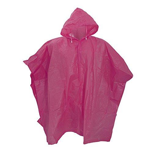 Splashmac Rain Poncho Clear