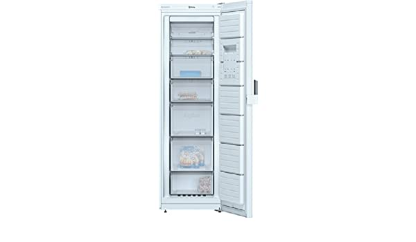 Balay 3GF8603B Independiente Vertical 237L A++ Blanco - Congelador ...
