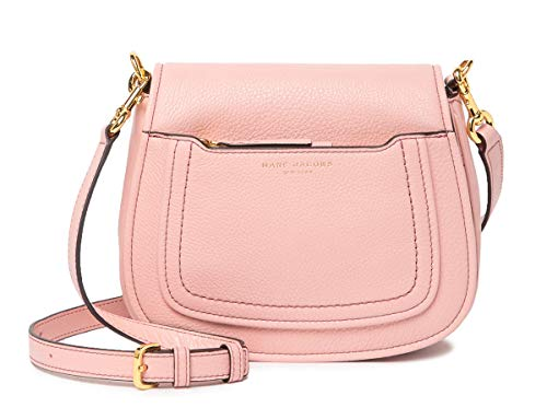 Marc Jacobs Empire City Mini Messenger Leather Crossbody Bag -