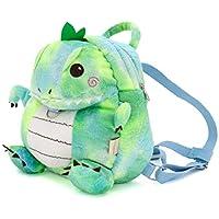 حقيبة طفل ملونة على شكل ديناصور صغير بشريط لضمان عدم اضاعة الطفل للفتيان والفتيات حقيبة ظهر صغيرة للطفل حقيبة وجبات…