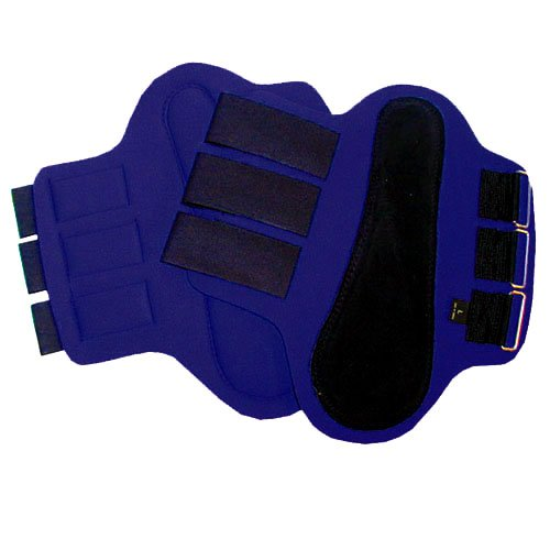Intrepid International Splint Boots with Black Patches