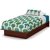 South Shore Libra Platform Bed (Twin, Royal Cherry) + $50.91 Kmart Credit