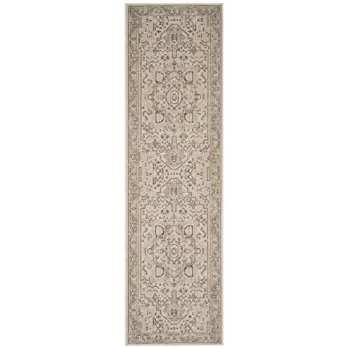Safavieh Essence Collection Runner, 2 3 x 8 , Natural Taupe