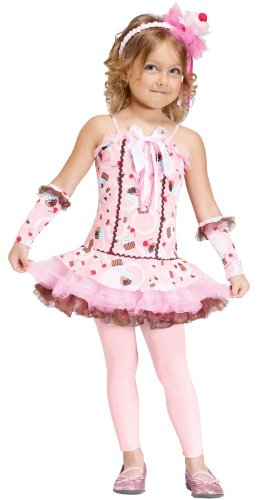 Sweet Cupcake Toddler Costume age 1 to 2