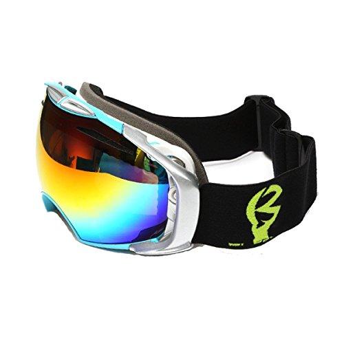 Deportes Alpinismo Esféricos Libre Gafas Señoras Espejo Al Aire B Esquí Hombres Antifog Doble Tzq 5wvqPP