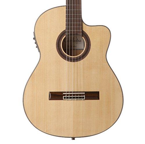Cordoba GK Studio [Gipsy Kings Signature Model] Acoustic Electric Nylon String Flamenco Guitar