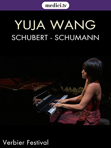 Yuja Wang performs Schubert and Schumann