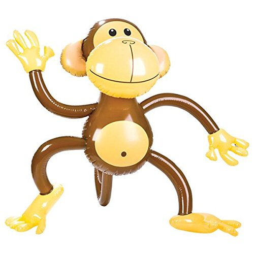 Inflatable Monkey Chimp Animal Outdoor