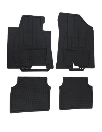Hyundai Genuine Accessories A5013 Adu00 All Weather Floor