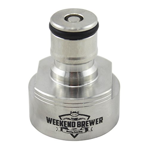 (The Weekend Brewer Stainless Steel Carbonation Cap (1pk))