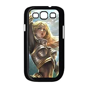 Samsung Galaxy S3 9300 Cell Phone Case Black League Of Legends W2290031