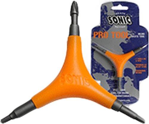 (Sonic Pro In-Line Skate Tool (Pro Tool Orange))