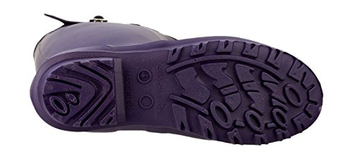 Cotswold New Ladies/Womens Purple Sandringha Wellingtons - Purple - UK Sizes 3-9 Purple 6V09TPDE86