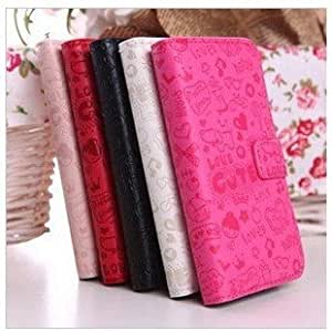 ModernGut Flip Mobile Phone Case Wallet Leather Case Cover For Nokia Lumia 900 N900