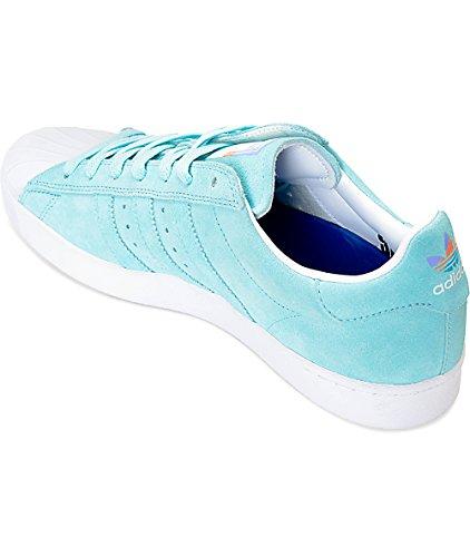 Adidas Superstar Vulc Adv Cg4840 - Pastell Blå - Oss Menns 9,0