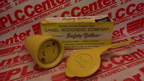 WOODHEAD 29W47 L5-30R WATERTITE Conn