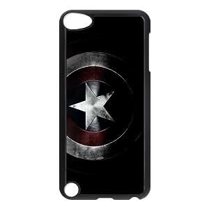 Custom Captain America Design Plastic Snap On For Case Iphone 5/5S Cover