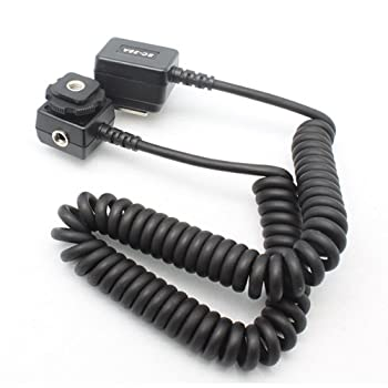 Meike TTL Off Camera Sync Cable Cord For Nikon (SC-28/29)