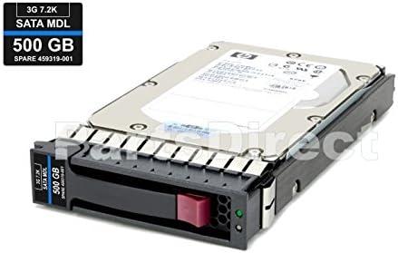 EH0300FBQDD HP 300-GB 6G 15K 2.5 DP SAS 5 Pack
